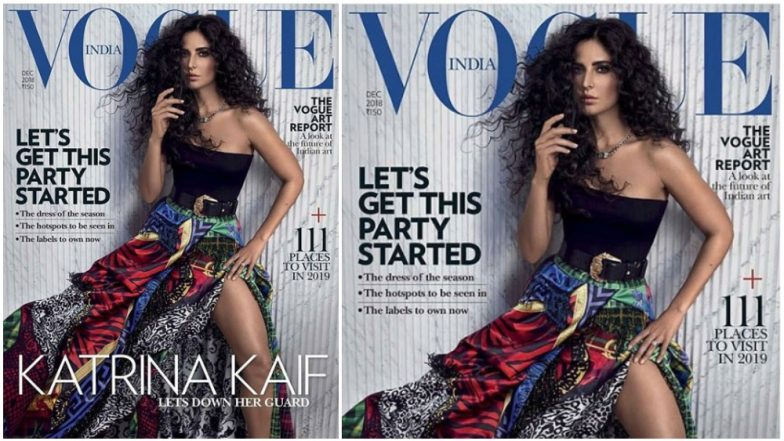Katrina Kaif's New Magazine Cover Proves She's a Queen Crowned in Her Curls – View Pics