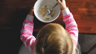 Kids Who Have Milk Cereal Drinks During Infancy at Higher Risk of Obesity