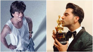Star Screen Awards 2018: Shah Rukh Khan's Bauua Singh Hilariously Trolls Rajkummar Rao For Winning Best Actor Award For Stree - Here's Why