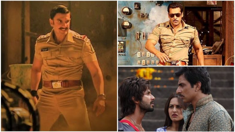 Simmba Trailer: Not Just Ajay Devgn's Singham, 3 More Bollywood Movies That Ranveer Singh and Sara Ali Khan's Film Promo Reminded Us Of!