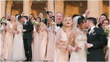 Priyanka Chopra and Nick Jonas Seal Their Beautiful Relationship With a 'Kiss Of Love' - View Pic