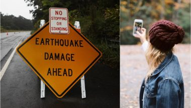 No Selfies on Earthquake Shattered Roads! Alaska's Selfie Lovers Asked to Stay Away From Highways Post Multiple Earthquake