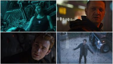 Avengers 4 Endgame Trailer: 10 Clues About Tony Stark, Hawkeye, Captain America, Ant-Man You Might Have Missed in Marvel's Gloomiest Promo! View Pics