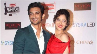 Ankita Lokhande's Response to Ex Sushant Singh Rajput's Compliment On Her Manikarnika Poster Will Surprise You! Watch Video