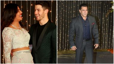 Priyanka Chopra and Nick Jonas Head to Salman Khan's Residence after Their Reception Bash and We can Finally Say 'All is Well' Between Them