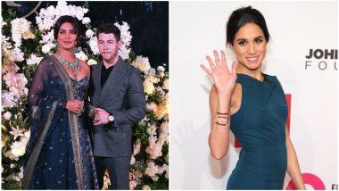 Priyanka Chopra - Nick Jonas Invite Meghan Markle For Their Los Angeles Reception - Read Details
