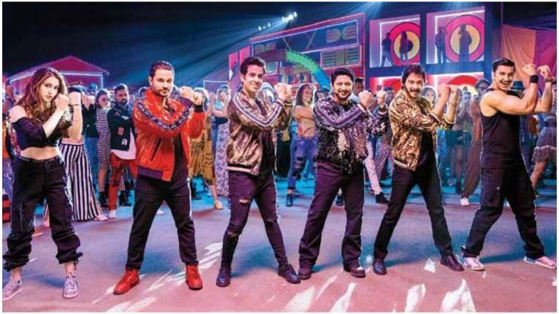 Simmba Song Aankh Marey: Wait, Did Arshad Warsi, Kunal Kemmu, Shreyas Talpade and Tusshar Kapoor Hint at Golmaal 5 in This Ranveer Singh-Sara Ali Khan Song?