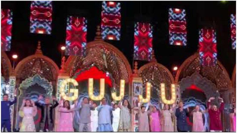 Video of Ambanis Dancing to Gujju From Kal Ho Na Ho at Isha Ambani and Anand Piramal's Sangeet Goes Viral