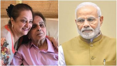 Saira Banu Requests Prime Minister, Narendra Modi To Intervene After a Land Mafia Who Falsely Claimed Dilip Kumar's Land Gets Released on Bail