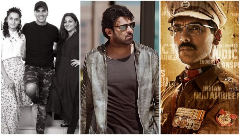 Prabhas' Saaho Will Clash With Akshay Kumar's Mission