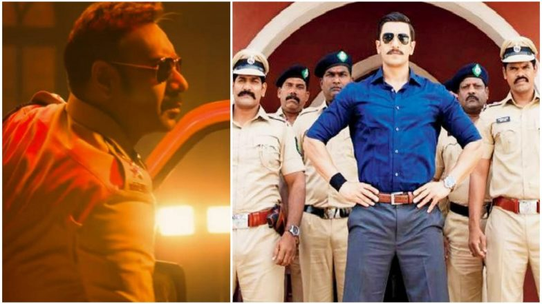 Simmba Trailer: Ajay Devgn's Singham Cameo in Ranveer Singh's Film Promo a Smart Universe-Building Move or Lazy Piggy-Backing?