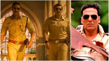 Ajay Devgn Compares Singham to Marvel's Avengers Endgame, Says Singham and Simbha Are Superheroes!