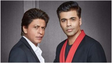 Shah Rukh Khan Defends Karan Johan After #ShameOnKaranJohar Saga; 'Make Love Not War', Says KJo's Bestie