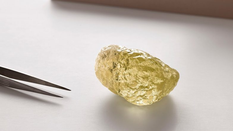 552-Carat Diamond Unearthed in Canada, Largest in North America!