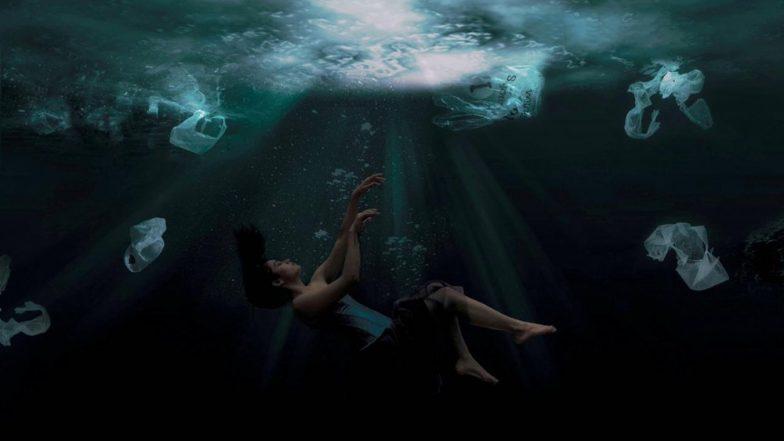 Rashmika Mandanna's Photoshoot at Polluted Bellandur Lake Goes Viral, Actress Clarifies She Didn't Take Dip in the Water