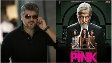 Thala 59: The Shoot For Ajith Kumar's PINK Tamil Remake Begins; Release Date REVEALED!