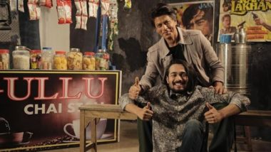 Shah Rukh Khan Joins YouTuber Bhuvan Bam on His Latest Chat Show 'Titu Talks' to Promote Upcoming Release Zero (Watch Video)