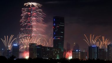 Burj Khalifa New Year Eve 2019 Fireworks Live Stream: Watch Free Telecast & Online Streaming of NYE Celebrations From Dubai