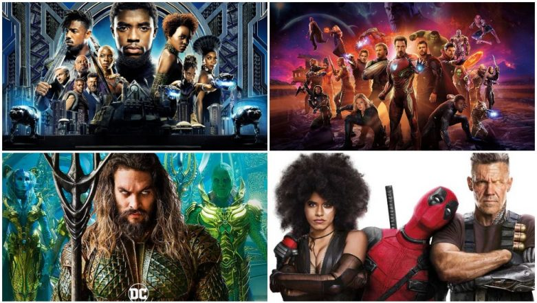 Black Panther, Avengers Infinity War or Aquaman - Ranking All Superhero Movies of 2018 From WORST to BEST