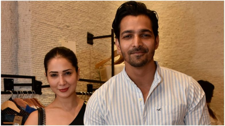 Lovebirds Harshvardhan Rane and Kim Sharma Don't Follow Each Other on Instagram and That's a Bit Weird