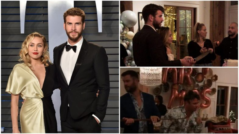 Did Miley Cyrus and Liam Hemsworth Get Secretly Married Over The Weekend? These