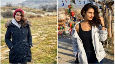 Fatima Sana Shaikh's Turkish Holiday Pictures Will Make You Plan a Holiday Rightaway