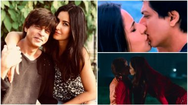 Katrina Kaif's Response on Getting Called 'Lucky' for Being Shah Rukh Khan's First OnScreen Kiss Is Sassy, Savage and Sexy!