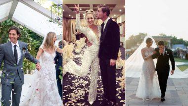 Priyanka Chopra - Nick Jonas, Gwyneth Paltrow - Brad Falchuk: Here's A List Of Hollywood A-Listers Who Got Married In 2018