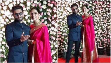 Kapil Sharma and Ginni Chatrath Wedding Reception in Mumbai LIVE updates: Deepika Padukone and Ranveer Singh Make for a Gorgeous Couple