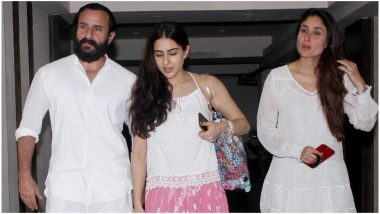 Kareena Kapoor Khan Is Impressed With Sara Ali Khan's Performance in Kedarnath, Plans to Throw a Big Bash for Her