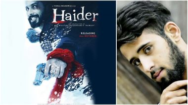 Shahid Kapoor's 'Haider' Co-Star Turns Real-Life Kashmiri Militant; Gets Killed in a Military Encounter