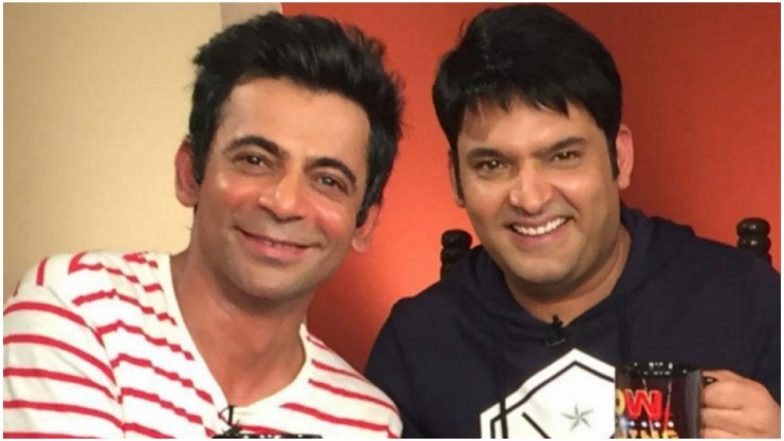 Sunil Grover Is Ready To Bury The Hatchet Will Attend Kapil Sharma S Wedding Reception In