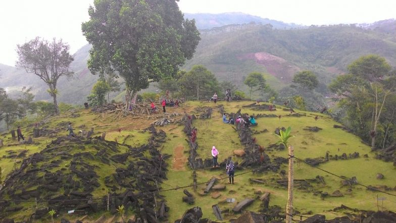 World's Oldest Pyramid Could Be Probably Beneath an Indonesian Mountain: Research