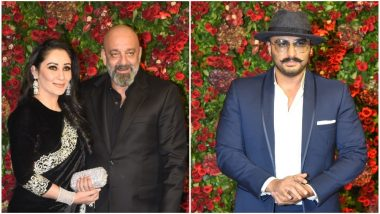 Panipat: Arjun Kapoor and Sanjay Dutt's Looks Revealed For Ashutosh Gowariker's Historical Saga At Ranveer Singh-Deepika Padukone's Wedding Reception