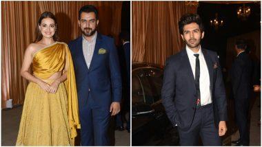 Isha Ambani - Anand Piramal Wedding Reception LIVE Updates: Kartik Aaryan and Dia Mirza Attend The Soiree