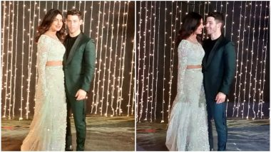 Priyanka Chopra-Nick Jonas Mumbai Reception: The Couple Looks As Charming As Ever In Their First Pictures