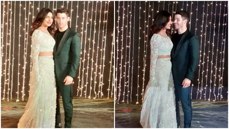Priyanka Chopra-Nick Jonas Mumbai Reception: The Couple Looks As Charming As Ever In Their First Pictures