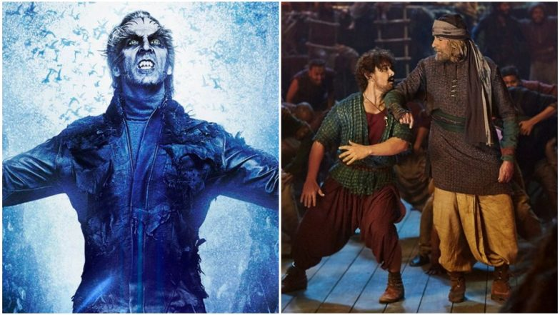 November 2018 Box Office: Aamir Khan's Thugs of Hindostan, Akshay Kumar's 2.0 - Which Movie Ruled The Month?