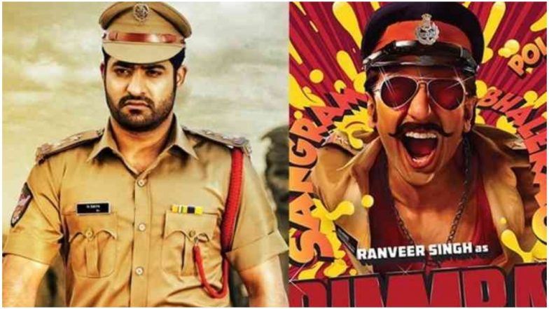 Simmba: The Hindi Dubbed Version of Jr NTR's Temper is Now on YouTube and Is Cashing in On Ranveer Singh's Remake - Here's How!