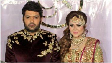 Media BOYCOTTS Kapil Sharma and Ginni Chatrath's Mumbai Wedding Reception; Kapil's Team Claims Otherwise!