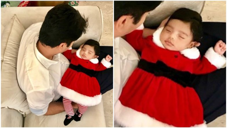 Asin Just Made Our Christmas a Lot Brighter By Sharing Adorable Pictures of her Darling Daughter, Arin