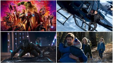 Avengers Infinity War, Black Panther, Mission: Impossible Fallout - 10 Most Enjoyable Hollywood Films of 2018 That Released in India