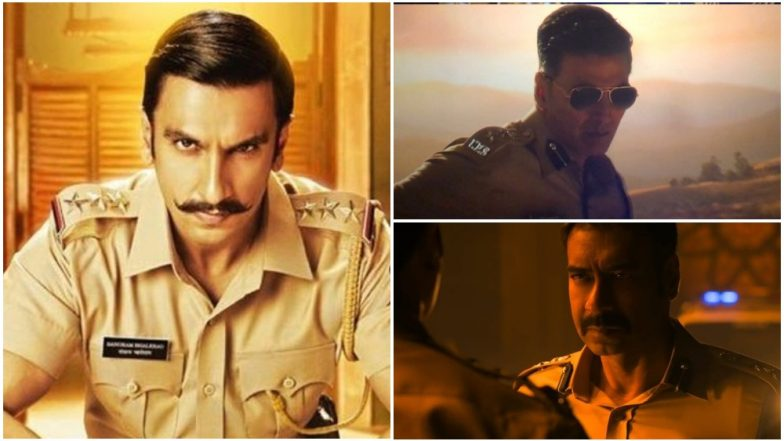 Simmba: Akshay Kumar's Sooryavanshi, Ajay Devgn's Golmaal 5 – 5 Upcoming Movies Teased by Rohit Shetty in Ranveer Singh's Film