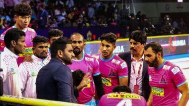PKL 2018-19 Video Highlights: Jaipur Pink Panthers Beat Puneri Paltan 36-23