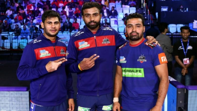 UP Yoddha vs Haryana Steelers, PKL 2018-19 Match Live Streaming and Telecast Details: When and Where To Watch Pro Kabaddi League Season 6 Match Online on Hotstar and TV?