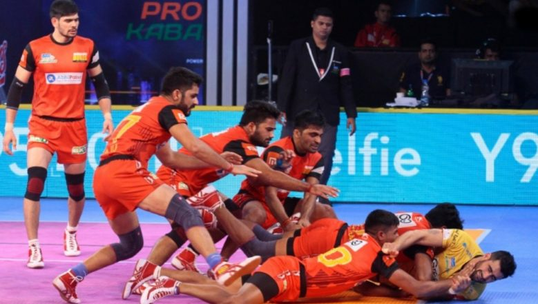 Bengaluru Bulls vs Telugu Titans, PKL 2018-19 Match Live Streaming and Telecast Details: When and Where To Watch Pro Kabaddi League Season 6 Match Online on Hotstar and TV?