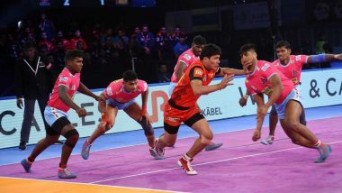 PKL 2018-19 Video Highlights: Bengaluru Bulls Top Zone B Points Tally, Will Play Qualifier 1 Against Gujarat FortuneGiants