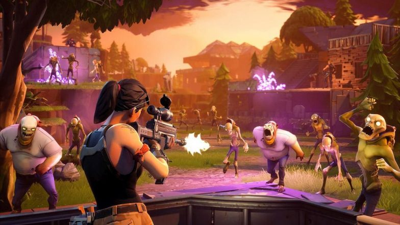 Fortnite Comes Second After Stormy Daniels in Top New Searches of 2018 at Pornhub.com