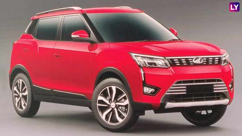 Mahindra S201 SUV Officially Christened as Mahindra XUV300; To be Launched in India by February 2019