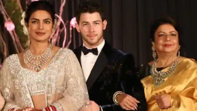Priyanka Chopra Reveals Her Mother Was Upset With her Wedding to Nick Jonas and The Reason Is...